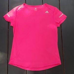 Adidas EUC climalite short sleeve running tee